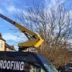 Are We The Only Roofer In Sheffield With A Cherry Picker?